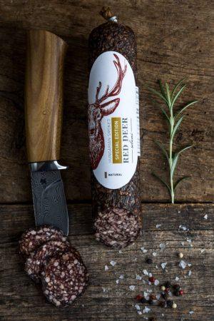 Special Edition natúr szarvas szalámi