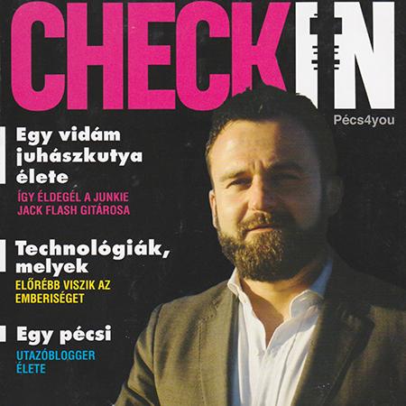 Checkin magazin